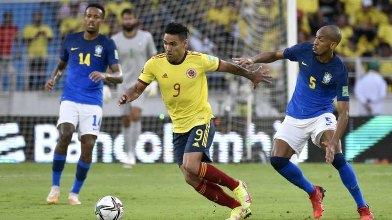 ¡La casa se respeta! Colombia evitó que Brasil clasificara en el Metropolitano